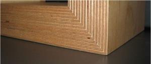 Belli kullanım alanlarına yönelik özel yapılar da üretilebilir. Kontrplak paneller değişik film, boya, papel gibi malzemeler ile kaplanabilir.